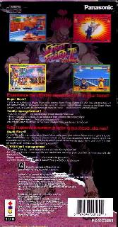 Screenshot Thumbnail / Media File 1 for Super Street Fighter II Turbo (1994)(Panasonic)(US)[A1069 DE SM3851-2 RE1 R72]